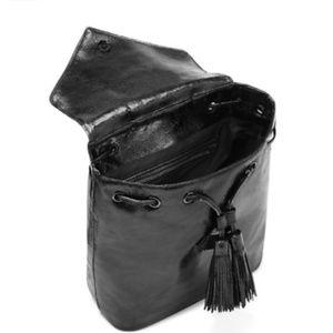 a7b5b09d60b69 Victoria's Secret V-Quilt Crackle Angel Backpack NWT
